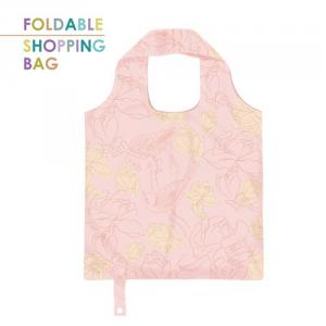 PM007-Pink Begonia - Taiwan Customized Reusable Tote Bag, Eco-Friendly Bag, Custom Logo printing, Gifts & Souvenirs